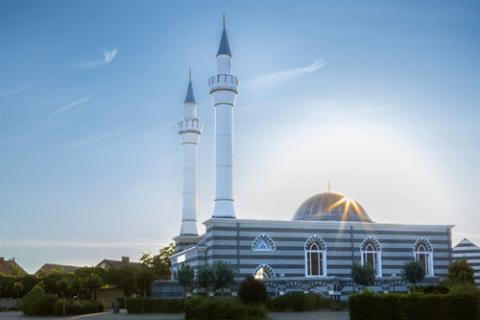 Fatih Moskee Beringen