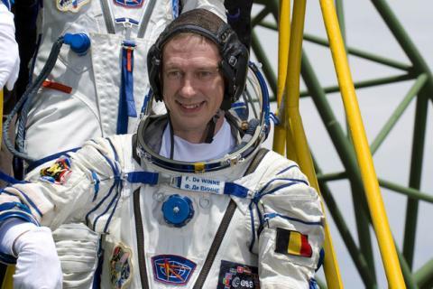 Frank De Winne (2009)