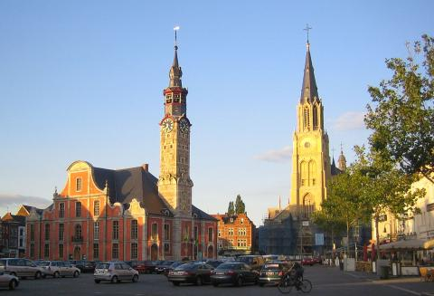 Grote Markt Sint-Truiden