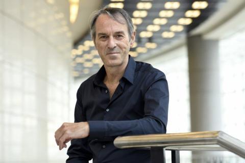 Ivo Van Hove in de Bastille Opera in Parjs