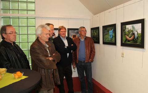 Fotoclub Renovat exposeert 'kunstwerken' op Nieuwenhoven