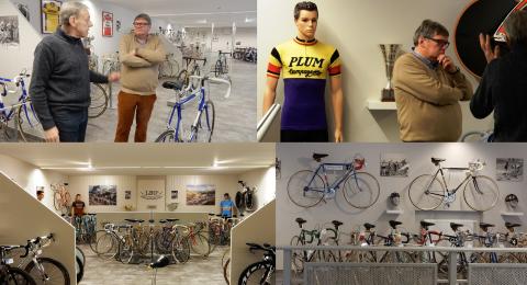 compilatie Leo's bike collection