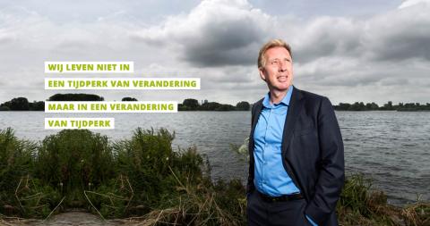 Beeld van website van Jan Rotmans