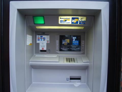 Geldautomaat - Pascal Vyncke