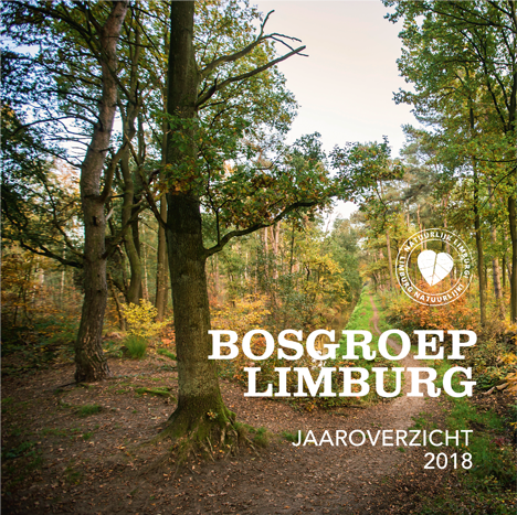 cover Jaaroverzicht Bosgroep Limburg