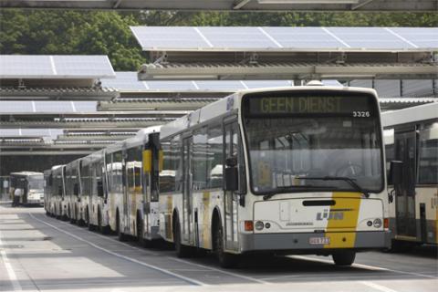 Bussen van De Lijn