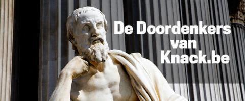 Logo De Doordenkers van knack.be