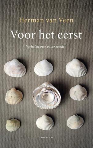 Cover boek Herman van Veen- Voor het eerst