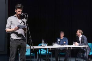 Uitreiking literaire prijzen Sint-Truiden
