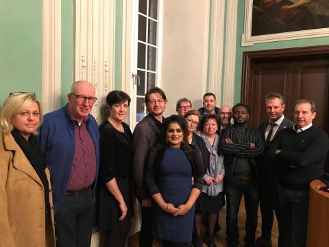 sp.a fractie gemeenteraad Sint-Truiden