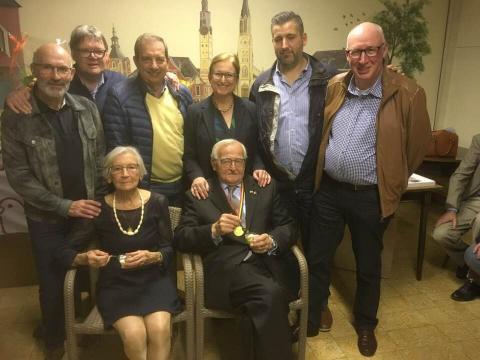 sp.a delegatie met Tuur Knaepen