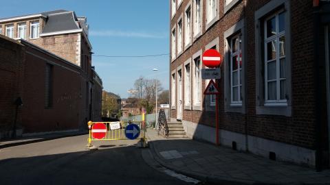 Verkeersborden Stenaertberg