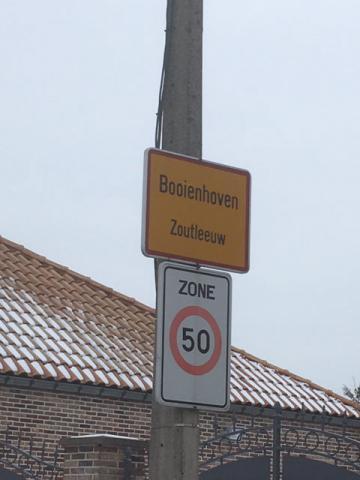 zoutleeuw zone 50
