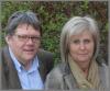 Ludwig Vandenhove en Mieke Mulders